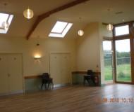 Ryton Village Hall Interior