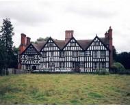 Hall in Shropshire - Before restoration