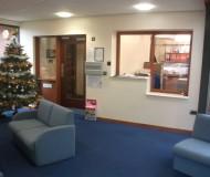 Greenfields Primary School - Reception area