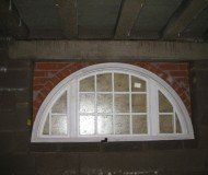 A refurbished window