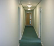 Refurbished Corridor