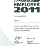 Top 100 employer-page