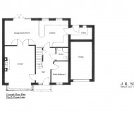 Ground Floor Plan - Plot 3