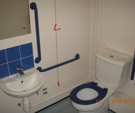 New Disabled Toilets