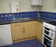 New kitchenette