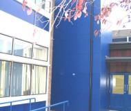 Burton Borough School - New Lift Shaft