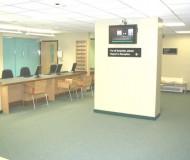 New Reception Area