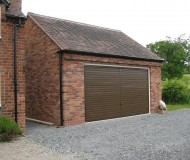 New double garage
