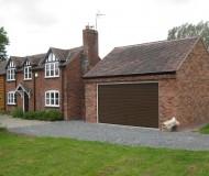 New double garage
