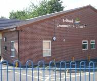 Side View - Elim Church - Telford