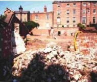 The properties before restoration