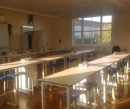 Science lab refurbishment 2