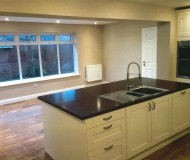 Modern Kitchen Extension island