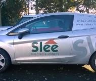 JR Slee Fiesta Van